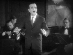"Al Jolson in ""The Jazz Singer"" (1927)"